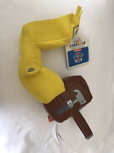 NWT  Build-a-Bear Paw Patrol  Rubble Backpack