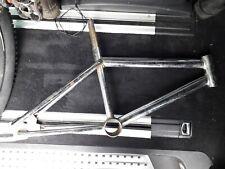 Raleigh Mini chrome burner Bmx frame 80s Old School mongoose gt haro redline
