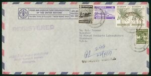 MayfairStamps Cover 1977 to Wisconsin Bangladesh 1977 wwo75063