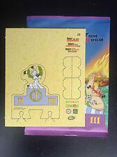 Carte Personnage N° 13 Astérix aux jeux Olympiques Match Cora ETAT NEUF