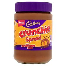Cadbury Crunchie Chocolate Spread 400G