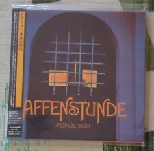 Popol Vuh - Japan Mini LP CD - Affenstunde 1970 Krautrock ARC-7182