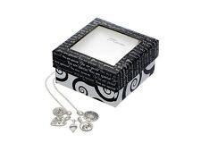 Matte Silvertone My Mom Is Necklace ~ Great Gift Idea!