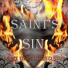 SAINT'S SIN - SOME UNPLUGGED SINS CD - ACOUSTIC UNPLUGGED CLASSICS - NEU---