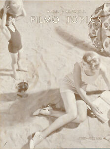 Bell and Howell FILMO TOPICS June-July 1932 (NR)