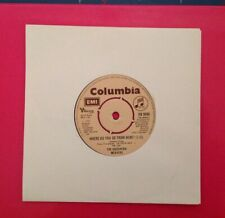 """E854, Where Do You Go From Here ? ,The Houghton Weavers, 7""""Single, Ex Condition"""