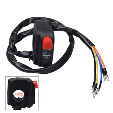 "7/8"" Handlebar Motorcycle Ignition Switch On Off Starter Engine Start Universal"