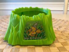 Cranium Balloon Lagoon Replacement Green Frog Pond Plastic Piece