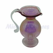 Dolls House Cranberry Jug 1/12th Scale (00539)
