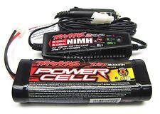Nitro RUSTLER - EZ-Start Battery /Charger (T-maxx Revo 3.3 7.2v Traxxas 44096-3
