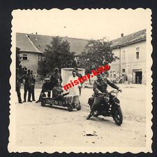 Wehrmacht-Rennwagen-Motorrad-Seifenkiste-Union 300 HP-Technik-1939