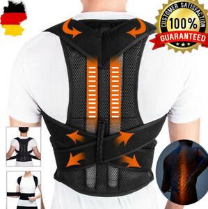 Rückenbandage Haltungskorrektor Rückengürtel Geradehalter Stabilisator Verbände