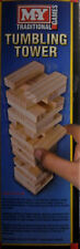 Wooden Jenga Dice Modern Board & Traditional Games