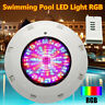 18W LED RGB Multi-Color Underwater Swimming Pool Bright Light 12V Remote Control