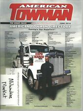 American Towman June 2016 American Towman Directory Towing's Top Suppliers L@@K!