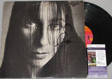 """CHER  Hand Signed LP  + JSA COA  'BUY GENUINE"""""""
