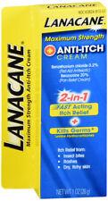 Lanacane Anti-Itch CREAM 1 oz