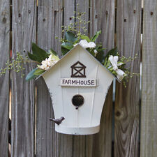 Farmhouse Birdhouse