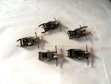 CB16) lot de 5 moteurs de circuit routier JOUEF  HO