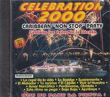 Jandy Feliz Elvis Crespo Juan Gabriel Celebration 2000 CD New Sealed