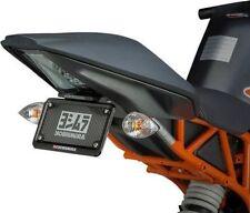 Soportes de matrícula para motos KTM