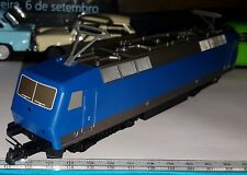 🚌027🚌 ROCO 53300 LOCOMOTIVE DIGITAL LOCOMOTORA LOCO BLUE ECHELLE 1:87 H0 NEW