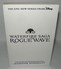 Waterfire Saga Roguewave, Jennifer Donnelly, Paperback, Uncorrected Proof, 2015