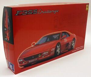 Fujimi 1/24 Scale - Ferrari F355 Challenge Build Yourself Plastic Model Kit