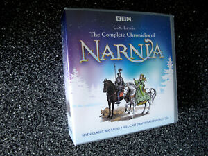 THE COMPLETE CHRONICLES OF NARNIA / C S Lewis / BBC Audiobooks / 14 CDs