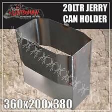 20 LITRE JERRY CAN HOLDER. TRAILER, CARAVAN, CAMPER TRAILER PART