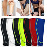 Calf Support Compression Leg Sleeve Outdoor Exercise Sports Running Knee Socks
