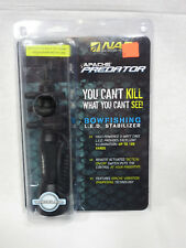 Nap Apache Predator Flashlight White Led stabilizer Bowfishing