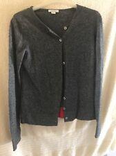 Ladies Wolsey Cardigan Size 10 Cashmere,lambswool Angora