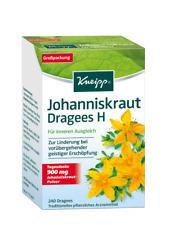 Kneipp Johanniskraut Dragees H (90 Tab.) - 2er Pack