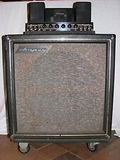 Vintage 1967 Ampeg Portaflex B-18-N 50 watt with BT-18 Cabinet Flip Top