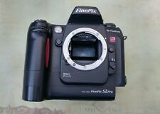 Fujifilm Finepix S Series s2 Pro 6.2mp Digital SLR Kamera-Schwarz (Body Only)