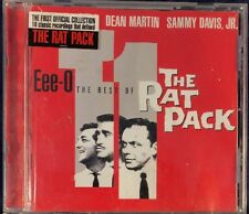 The Rat Pack - Eee-O 11: The Best Of The Rat Pack CD Album