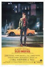 "Taxi Driver Movie Poster [Licensed-New-Usa] 27x40"" Theater Size (1976) [De Niro]"