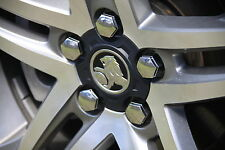 Holden VB to VZ Commodore Sedan Ute Wagon Chrome Wheel Nut Caps Covers