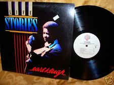 EARL KLUGH - LIFE STORIES 1986 VINYL LP NEAR MINT! GREAT JAZZ!