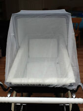 CAT NET for SILVER CROSS COACH BUILT PRAM * NEW * Balmoral XL Size