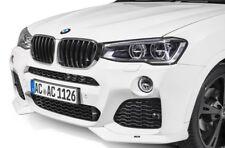 AC Schnitzer Frontspoiler Elemente für BMW X4 F26, X3 F25 M-Technik