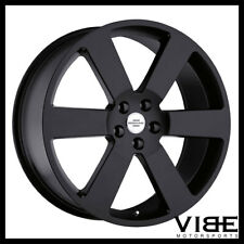 "20"" REDBOURNE SAXON MATTE BLACK WHEELS RIMS FITS RANGE ROVER HSE SUPERCHARGED"