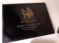 Vintage Lionel Barrymore Advertising Sample Playing Cards Dummy Decks Sealed