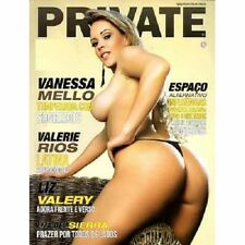 WOW!!! VANESSA MELLO BRAZILIAN PRIVATE MAGAZINE SEPTEMBER 2015 BRAND NEW