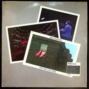 Ben Sidran - On The Live Side - LP 370206-1 - Vinile V019028