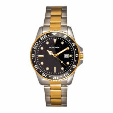 Monument Men's 'Mark I' Diver Style Date Watch MMT4671
