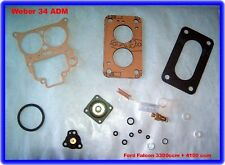 Ford Falcon 3300+4100,Weber 34 ADM,Rep.Kit