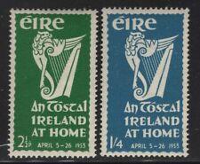Ireland 1953 An Tostal Festival set Sc# 147-48 mint