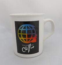 Cliff Richard World Tour 2002/3 Ceramic Mug